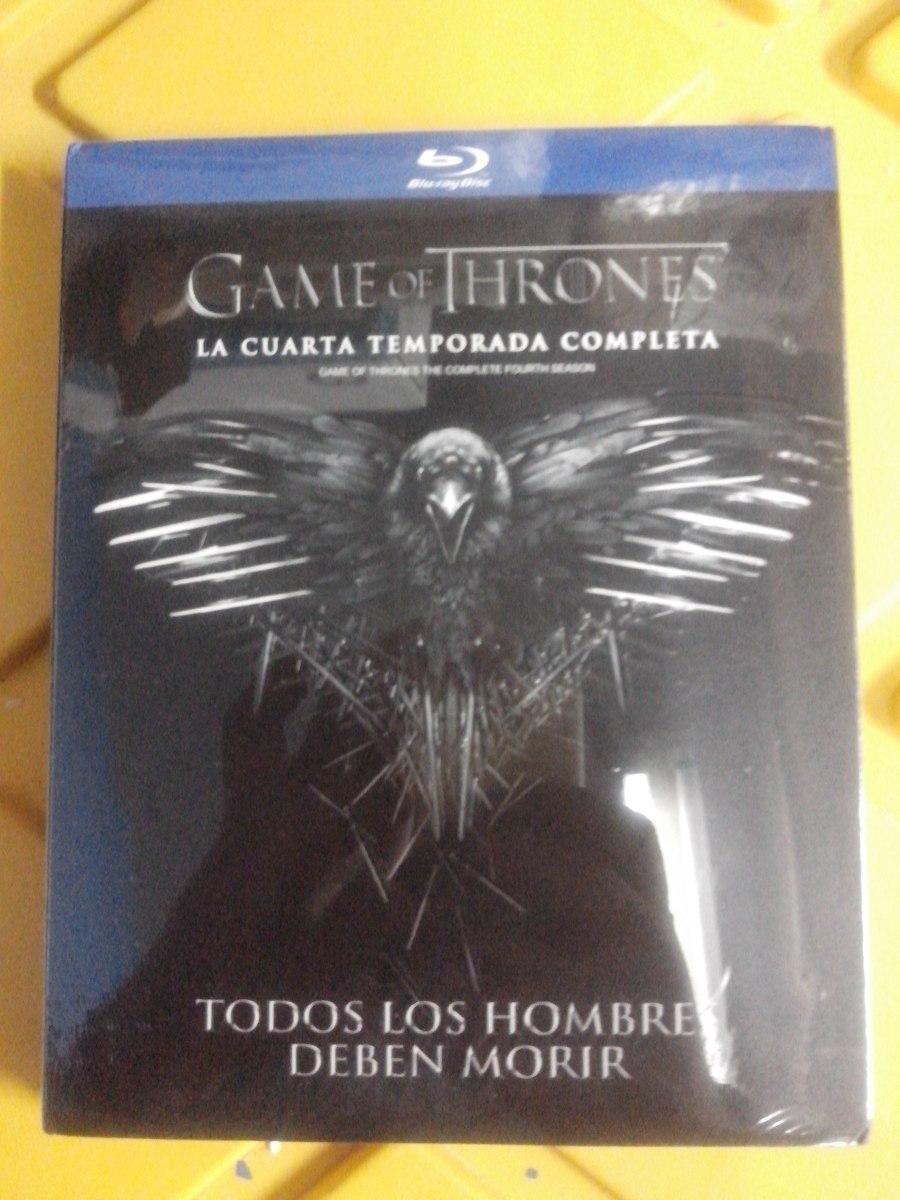 Ver Game of Thrones temporada 4 juego