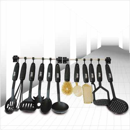 Juego de utensilios de cocina incluye dos barras para for Juego de utensilios de cocina precio