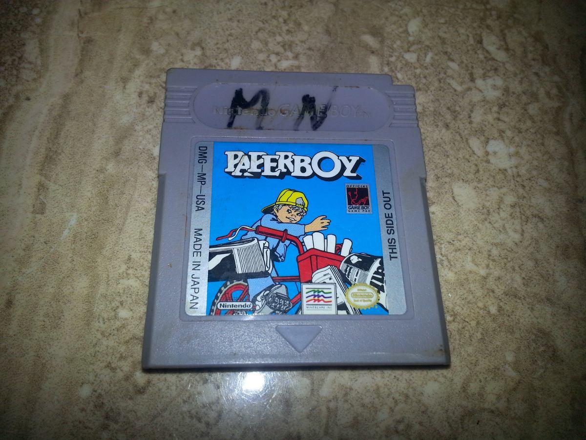 juego game boy: