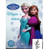 Paquete De 10 Libros Para Colorear Frozen