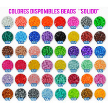 Kit Inicial Perler Incluye 1,000 Beads, Base Grande Y Papel