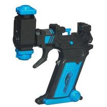 Juguetes Pistola Beyblade Azul