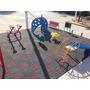 Juegos Para Niños Aire Libre, Modulos Ludicos, Piso Sintetic