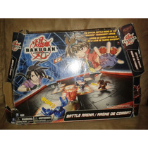 Bakugan Battle Brawlers Battle Arena