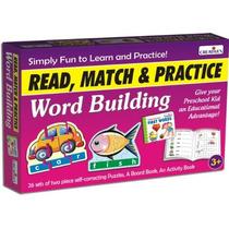 Juego Educacional - Creativo Preescolar Leer, Partido Y