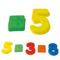 Números Didácticos Gigantes Material Didactico
