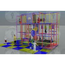 Juego Para Salon De Fiestas Infantiles Playground