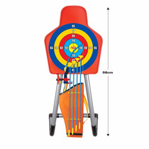 Tiro Al Blanco King Sport Archery Set With Target And Stand