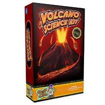 Último Kit De La Ciencia Volcán - Elabore Un Volcán Y Hacerl