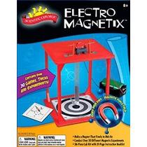 Kit De Explorador De La Ciencia Electro Magnetix