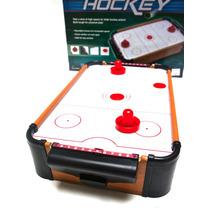 Juego Mesa De Air Hockey Portatil Super Precio Importador