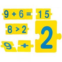 Números Y Signos Conectables Material Didactico