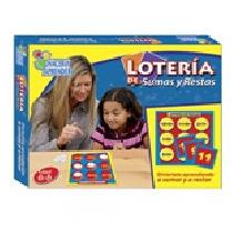 Loteria De Suma Y Resta Material Didactico