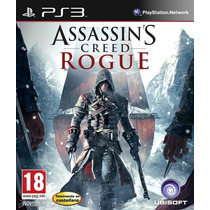 Assassins Creed Rogue Dlc Preventa Ps3 Pakogames Digitales