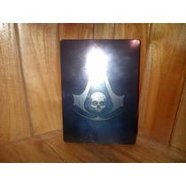 Assassins Creed Iv Black Flag Steelbook Videojuego Xbox 360