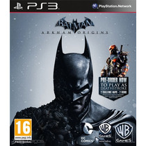 Batman: Arkham Origins Ps3 Pakogames