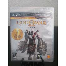 God Of War Saga Ps3 Nuevo De Fabrica Citygame