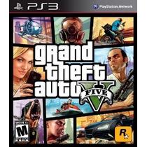 Grand Theft Auto 5 Gta V Ps3 Zaffron