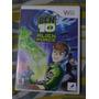 3 Juegos De Ben 10 Para Consola Nintendo Wii