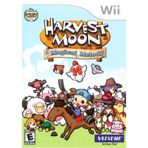 Harvest Moon Magical Melody Wii Nuevo De Fabrica