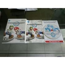 Mario Kart Completo Para Nintendo Wii,excelente Titulo.