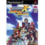 Rockman X Command Mission Ps2 Japonesa