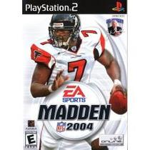 Playstation 2 Madden Nfl 2004 De Uso Envio Inmediato