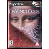 Ps2 Da Vince Code Nuevo Envio Gratis
