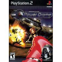 Power Drome Ps2 Seminuevo Envio Gratis