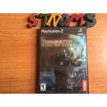 The Terminator Dawn Of Fate