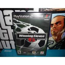 Winning Eleven 6 Ps2