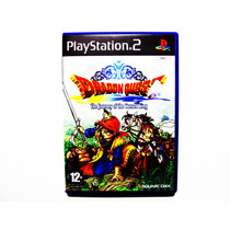 Dragon Quest 8 The Journey Cursed King - Ps2 - Europeo - Pal
