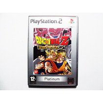Dragon Ball Z Budokai 2 En Español - Ps2 - Europeo - Pal