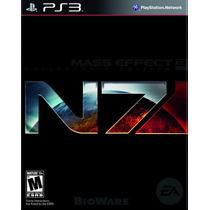 Mass Effect 3 N7 Collector