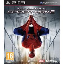 The Amazing Spiderman 2 El Hombre Araña 2 Ps3 Pakogames