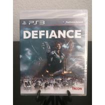Defiance Ps3 Nuevo De Fabrica Citygame