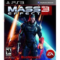 Mass Effect 3 Ps3 Nuevo De Fabrica Citygame