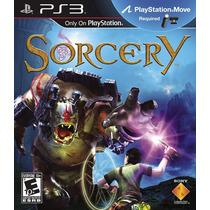 Sorcery Ps3 Nuevo De Fabrica Citygame