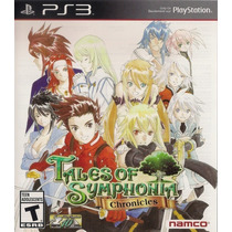 Tales Of Symphonia Chronicles Ps3 Nuevo De Fabrica Citygame