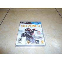 Killzone 3 Playstation 3 Ps3 +++