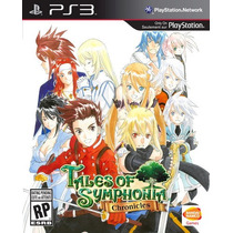 Tales Of Symphonia Chronicles Para Ps3 Nuevo Sellado Pm0 Hm4