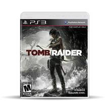 Tomb Raider Para Playstation 3. Sólo En Gamers Retail.