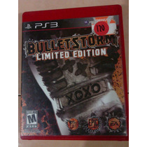 Bulletstorm Limited Edition - Ps3 - Game Freaks