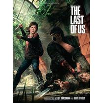 Libro De Arte The Last Of Us De Coleccion Nuevo Y Sellado!