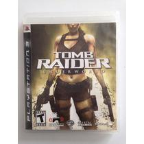 Tom Raider Underworld Ps3