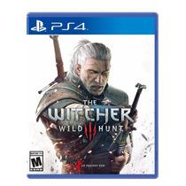 °° The Witcher 3 Wild Hunt Para Ps4 °° En Bnkshop