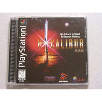 Excalibur 2555 Ad Playstation. Psone, Ps2, Ps3 Lbf