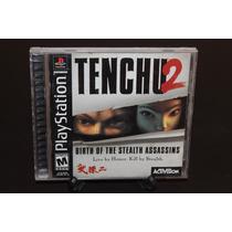 Tenchu 2 Para Playstation 1. Completo.