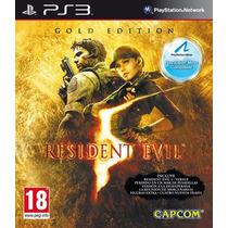 Resident Evil 5 Ps3 Pakogames