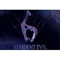 Resident Evil6 Re6 Ps3